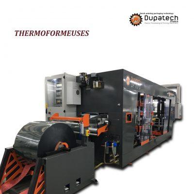 Thermoformeuses ECO DUPATECH